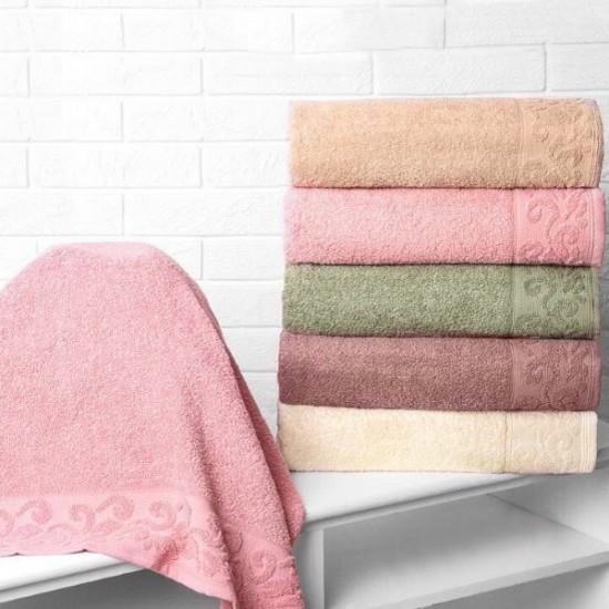 Полотенце банное махровое 70х140 Турция 007-7