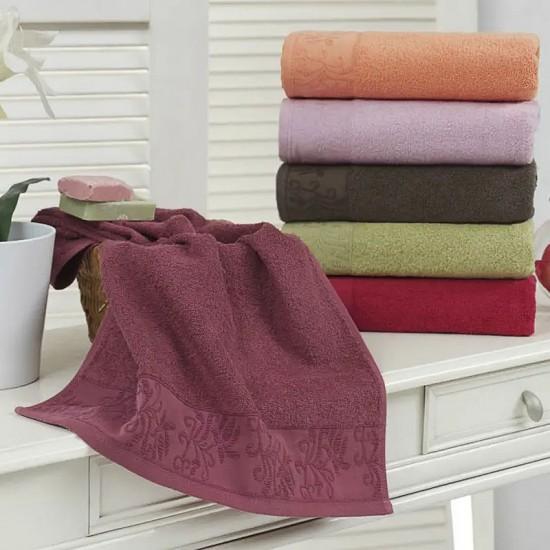 Махровое полотенце 70х140 Турция 002-7