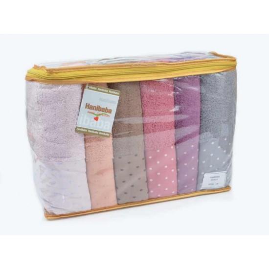 Махровое полотенце 70х140 Турция 020-7