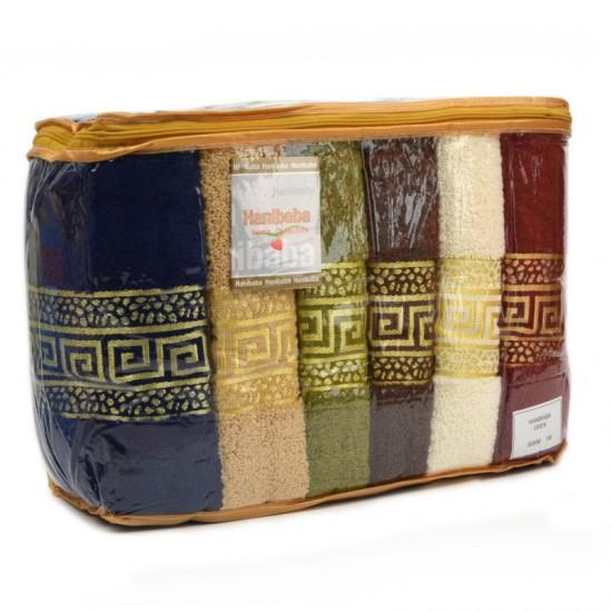 Махровое полотенце 50х90 Турция 028-7