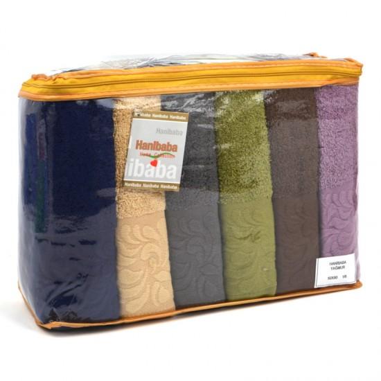 Полотенце банное махровое 70х140 Турция 049-7