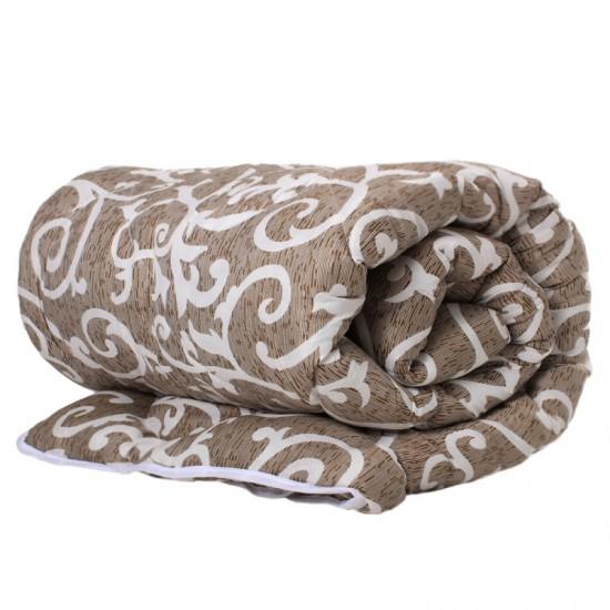 Одеяло холлофайбер 175х210 Фьюж 350 г/м2 6836