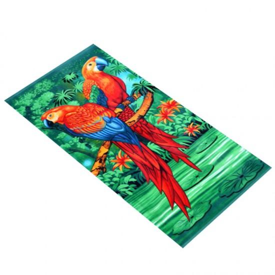 Пляжное полотенце 70х140 Китай 1912