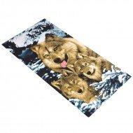 Пляжное полотенце 70х140 Китай 774