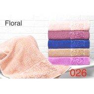 Полотенце банное махровое 70х140 Турция 026-7