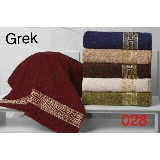 Полотенце банное махровое 70х140 Турция 028-7