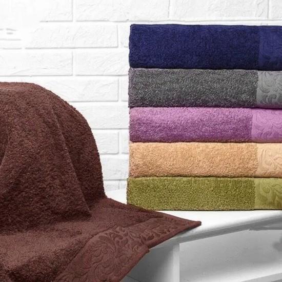 Полотенце банное махровое Турция 049-7