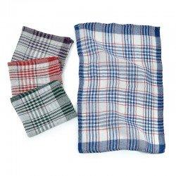 Льняное полотенце 40х60 эконом B-6